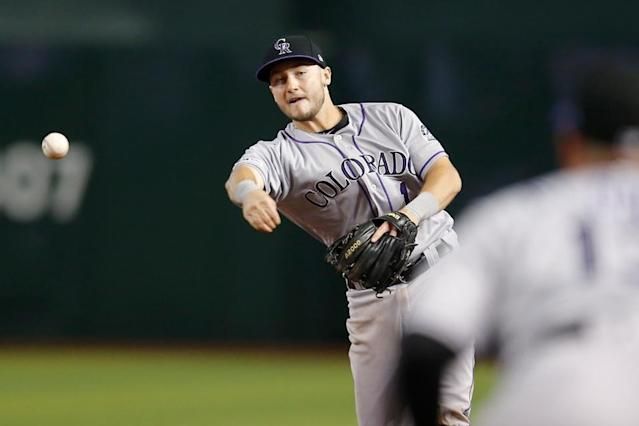 Ditching A Leg Kick Has Enabled Garrett Hampson To Become A Valuable Bench Player For The Rockies