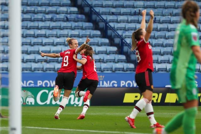 Leicester City v Manchester United – FA Women's Super League – King Power Stadium