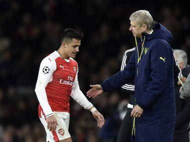 Premier League: Arsenal's Arsene Wenger admits club at fault for Alexis Sanchez missing routine drug test
