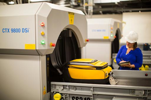 Morpho Awarded Mexico Airports Contract for Hold Baggage Explosives Detection Systems