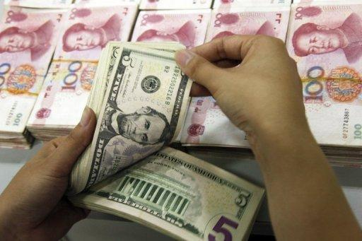 "Washington said it would like to see ""more movement,"" commenting on China's loosening up of its currency controls"