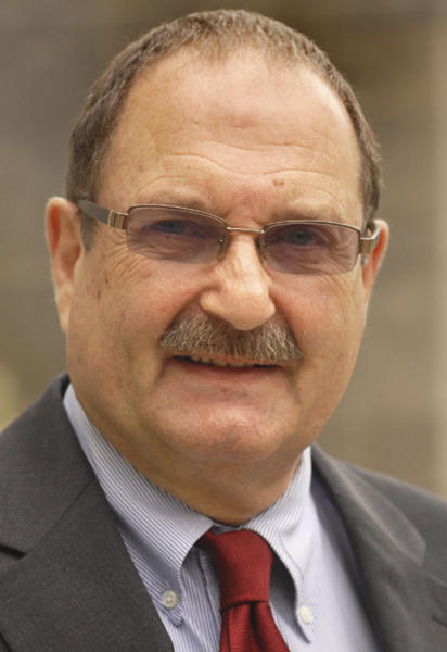 This May 23, 2012 photo shows Cortland County District Attorney Mark Suben in Cortland County, N.Y. Suben on Friday, Nov. 16, 2012 admitted that he acted in pornographic movies in the 1970s then lied when questioned about it during his second campaign. (AP Photo/The Cortland Standard, Bob Ellis) MANDATORY CREDIT
