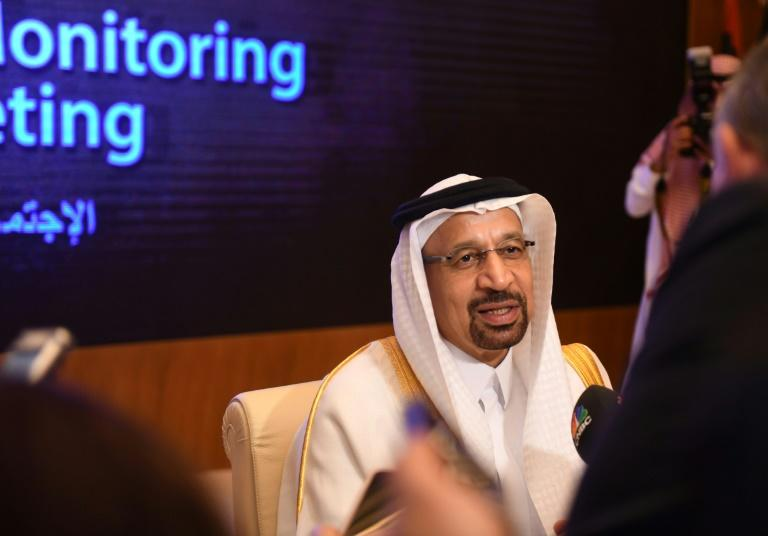 Saudi oil minister Khaled al-Faleh said at an economic conference in Russia that a gradual output increase could happen in the second half of the year to prevent any supply shocks