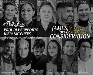 In honor of National Hispanic Heritage Month, El Pollo Loco is spotlighting notable Hispanic chefs to fan the flames of representation for the community's vital contributions to the food and restaurant industry.