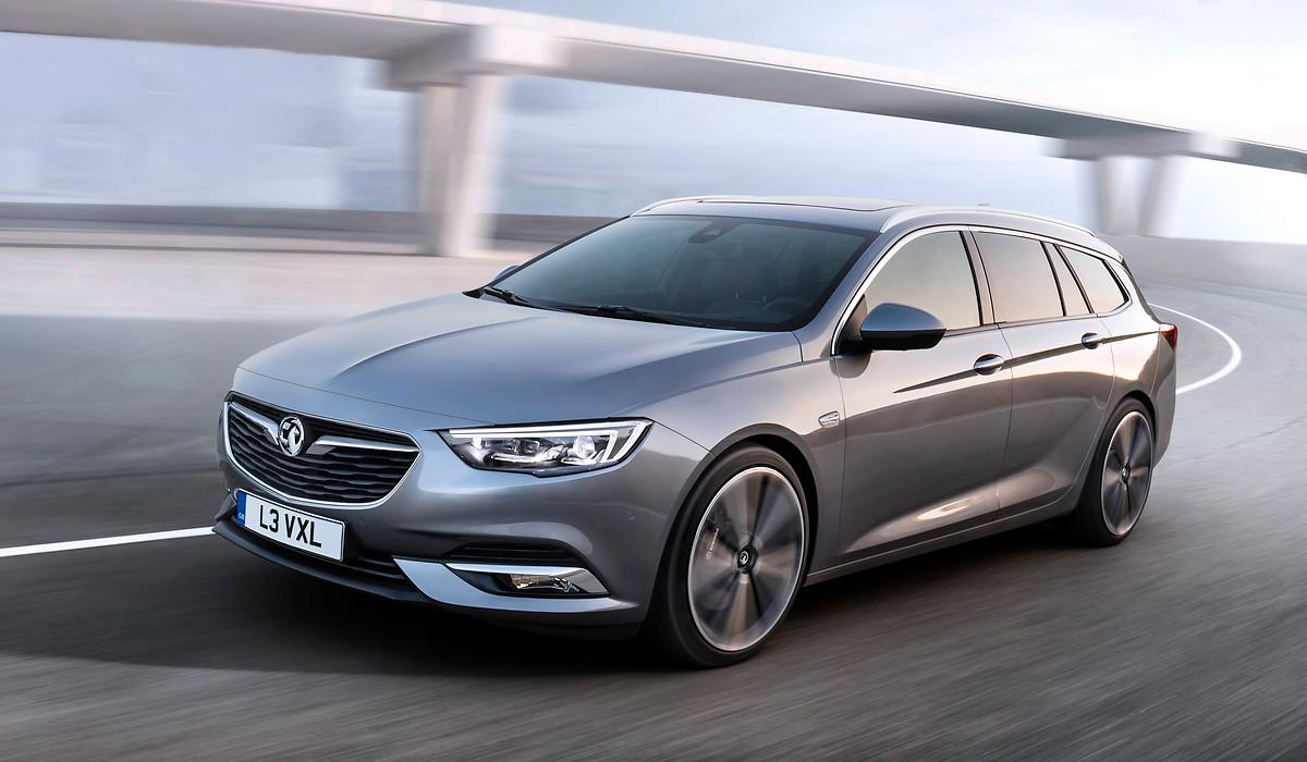 The Insignia is a popular entry in Vauxhall's line-up