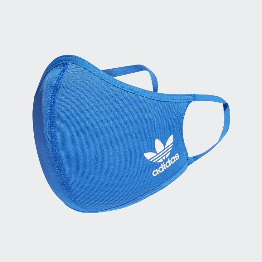 """<p><strong>adidas</strong></p><p>adidas.com</p><p><strong>$16.00</strong></p><p><a href=""""https://go.redirectingat.com?id=74968X1596630&url=https%3A%2F%2Fwww.adidas.com%2Fus%2Fface-covers-xs-s-3-pack%2FH32392.html&sref=https%3A%2F%2Fwww.cosmopolitan.com%2Fstyle-beauty%2Ffashion%2Fg33372005%2Fbreathable-face-masks%2F"""" rel=""""nofollow noopener"""" target=""""_blank"""" data-ylk=""""slk:Shop Now"""" class=""""link rapid-noclick-resp"""">Shop Now</a></p><p>Here's one you can bring along with you on your runs and throw in the washing machine after.</p>"""
