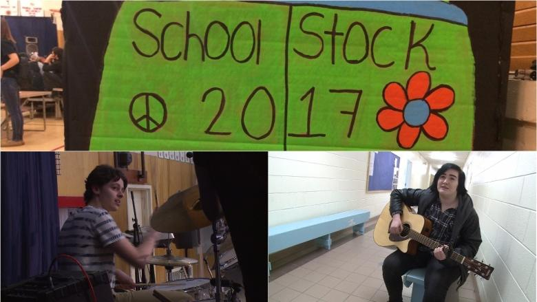 School of Rock on the Rock: High school with fewer than 80 students holds daylong 'SchoolStock'