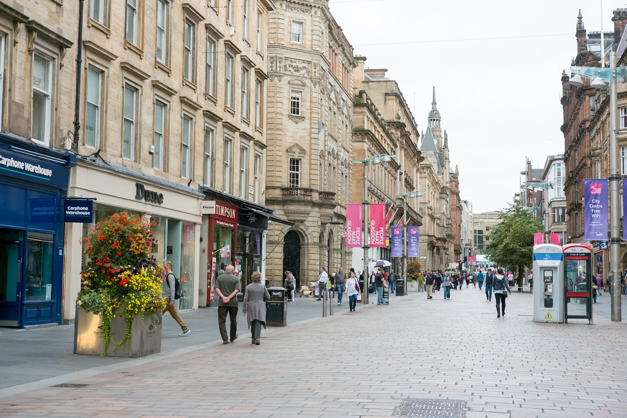 Revealed: UK's best and worst high streets