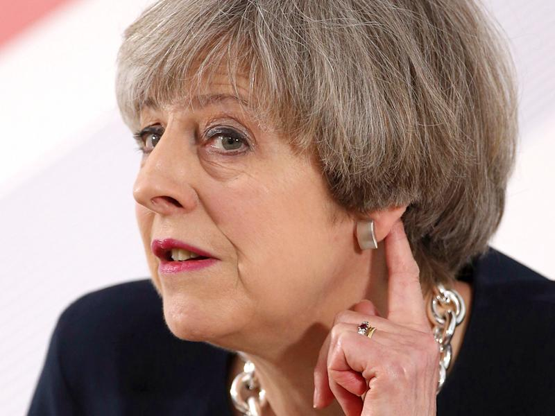 It appears only right-wingers in the Tory party have the PM's ear: PA