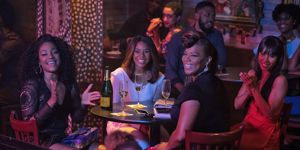 <p><em>Girls Trip </em>is one of the newest movies in this slideshow, but if you've seen it, then you likely know it deserves a place on the list, not least because Tiffany Haddish is an absolute genius in it. No real-life girls trip could ever live up to the one in this film, but that's probably a good thing. </p>