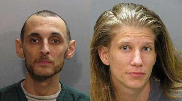 """<a href=""""http://www.huffingtonpost.com/entry/couple-prolongs-police-standoff-to-have-sex-one-last-time_56216852e4b02f6a900c697c?utm_hp_ref=mug-shots"""" target=""""_blank"""">A police standoff was an excuse to get off </a>for Ryan Patrick Bautista and Leanne Hunn. In October, Jacksonville police stormed on the couple's mobile home in order to arrest another man, Michael Forte, who was wanted on several warrants. The couple refused to cooperate. Instead, they barricaded themselves and refused to give themselves up until they could have sex one last time. Police eventually got tired of waiting and broke into the home in order to charge the two lovebirds with resisting arrest, among other charges."""
