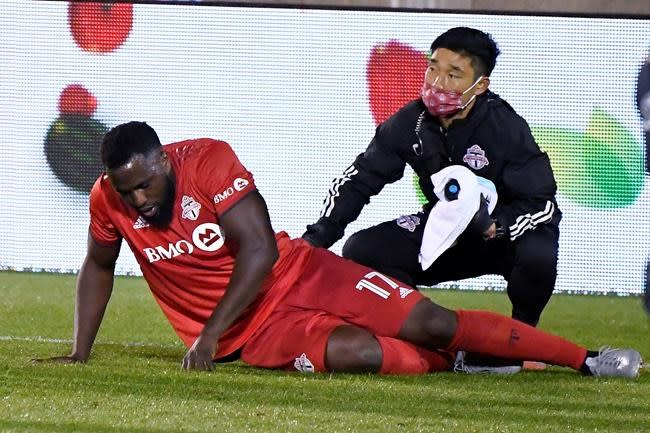 Toronto FC's Jozy Altidore expected to miss four to five weeks with hamstring strain