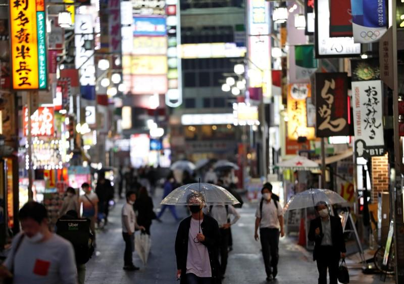 Japan considering re-opening door to some foreigners: media