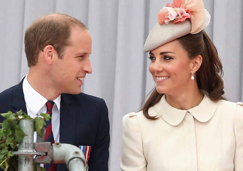 Photos seins nus: Kate et William réclament 1,5 million d'euros à Closer