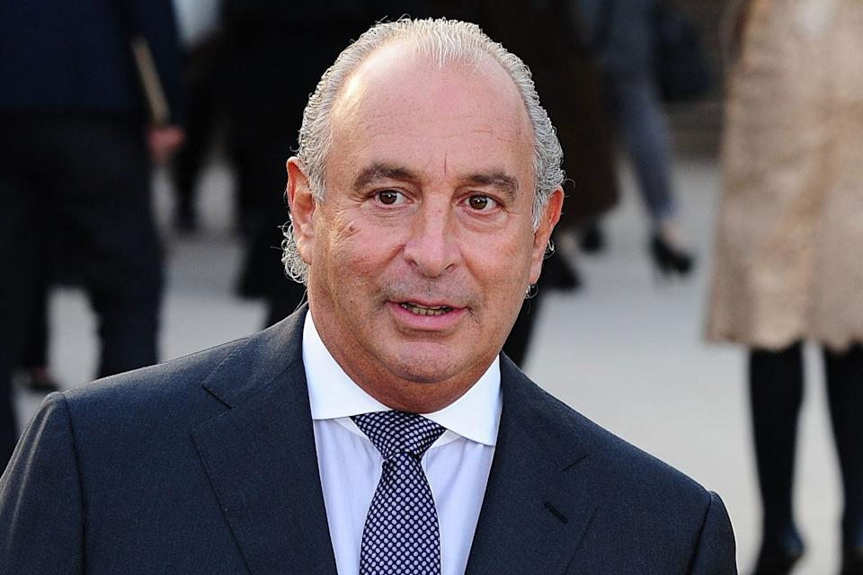 <p>Philip Green's Arcadia Group has gone into administration, putting thousands of jobs at risk</p>Ian West/PA Wire