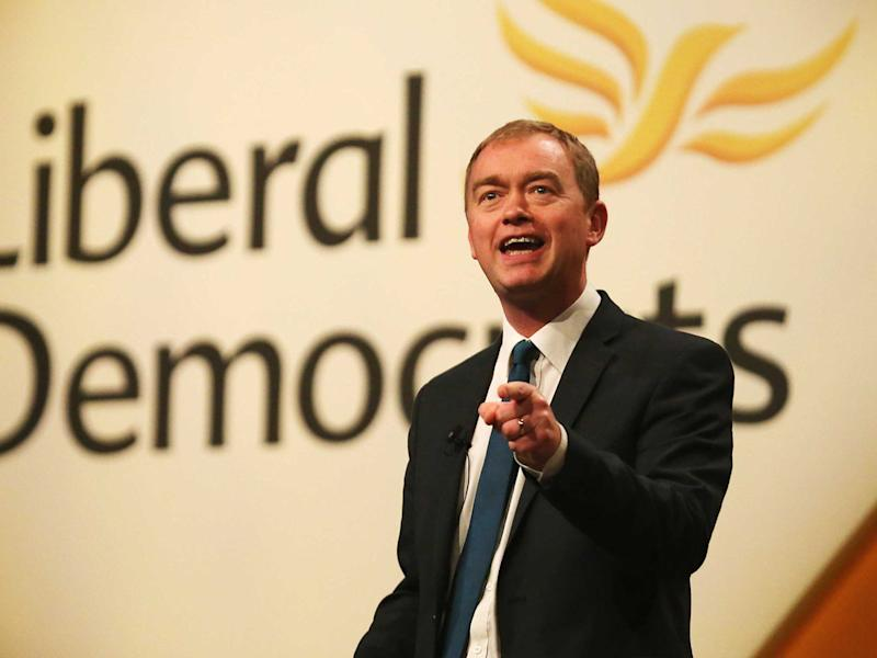 This is a once-in-a-generation general election, says the Liberal Democrats leader: Getty Images