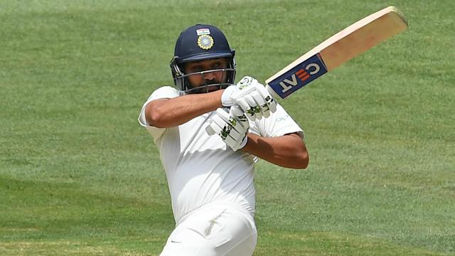 India took control of the third Test versus South Africa and Rohit Sharma reflected on a memorable day in the middle.