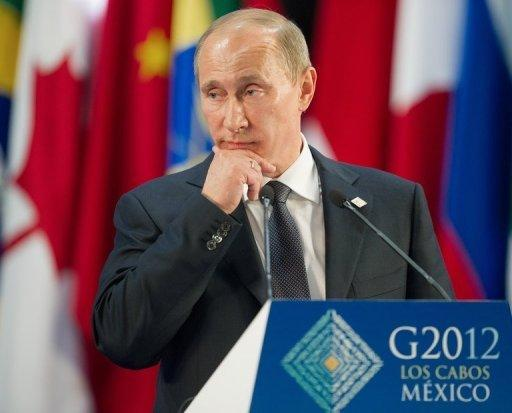 Putin worried more about US dollar than euro