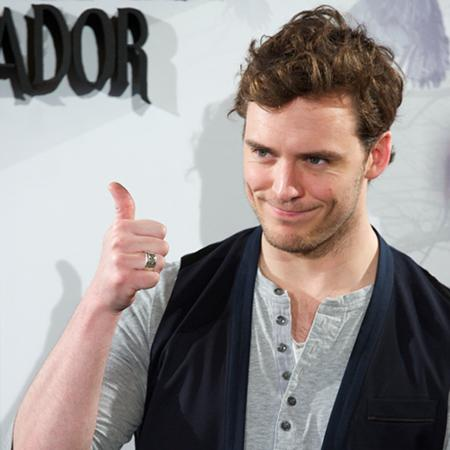 "Sam Claflin: ""I'm very gentlemanly"""