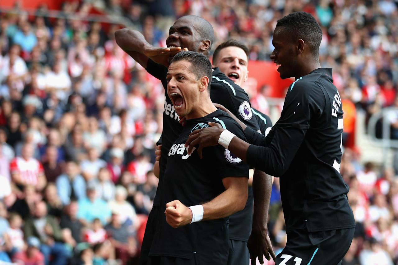 Javier Hernandez hails West Ham's team spirit as striker says players will fight to get season back on track