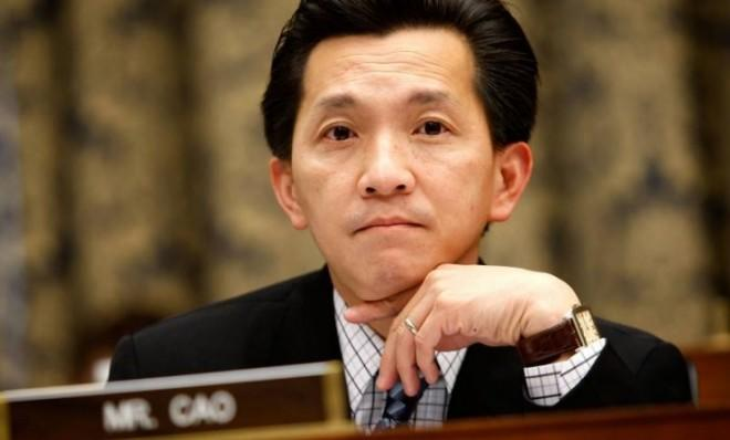 "Cao was the only Republican to vote ""yes"" on Obama's health-care bill before the GOP turned on him, and he changed his mind."
