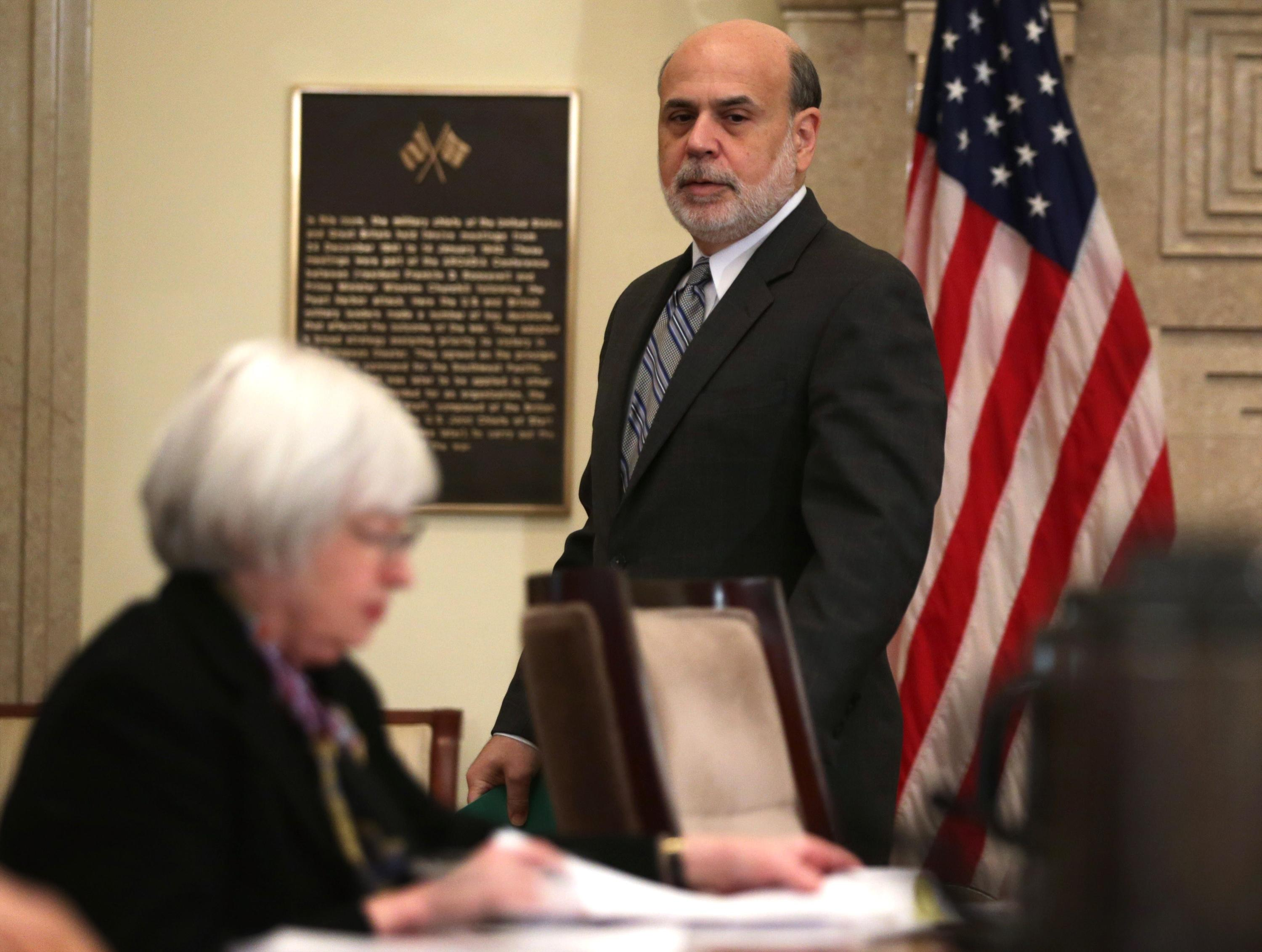 Then Fed Chair Ben Bernanke ushered in an era of ultra easy monetary policy to save the economy. With the economy and banking system in much better shape, current Fed Chair Janet Yellen is doing the opposite.
