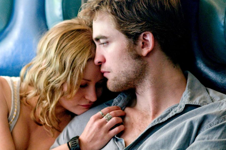 """<p><strong>Remember Me</strong> is often overlooked in the pantheon of great young romance films, but damn if it won't make you cry a million times over. <a class=""""link rapid-noclick-resp"""" href=""""https://www.popsugar.com/Robert-Pattinson"""" rel=""""nofollow noopener"""" target=""""_blank"""" data-ylk=""""slk:Robert Pattinson"""">Robert Pattinson</a> stars with Emilie de Ravin in the drama, and if you haven't read anything about the plot - don't.</p> <p><a href=""""https://www.netflix.com/title/70121711"""" class=""""link rapid-noclick-resp"""" rel=""""nofollow noopener"""" target=""""_blank"""" data-ylk=""""slk:Watch Remember Me on Netflix"""">Watch <strong>Remember Me</strong> on Netflix</a>.</p>"""