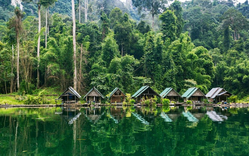 Kao Sok National Park is the world's oldest evergreen forest - GETTY