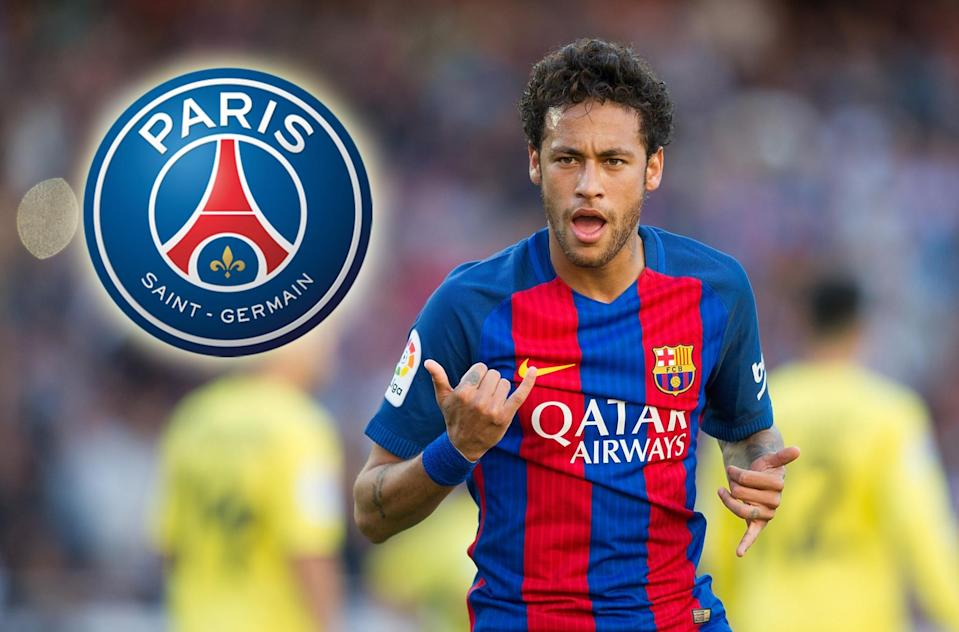 Neymar has agreed terms with PSG in what would be a world-record transfer