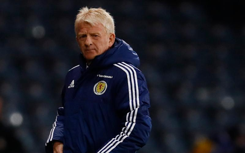 Gordon Strachan - Credit: Reuters