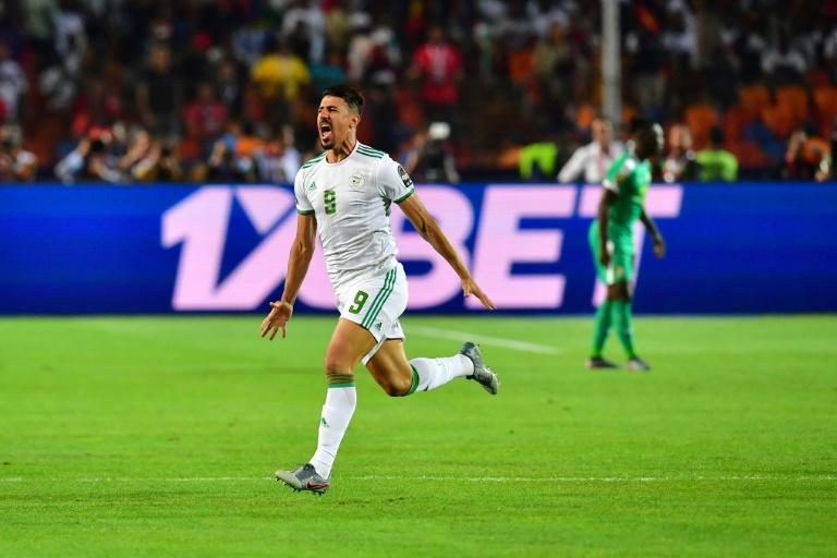 Baghdad Bounedjah's second-minute goal gave Algeria their second Africa Cup of Nations title