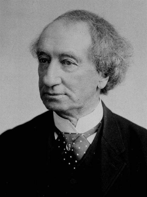 Canada's first prime minister, Sir John A. Macdonald, is shown in a an undated file photo. THE CANADIAN PRESS/National Archive of Canada