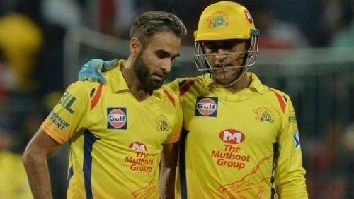 Imran Tahir will lead the wrist-spin department for CSK