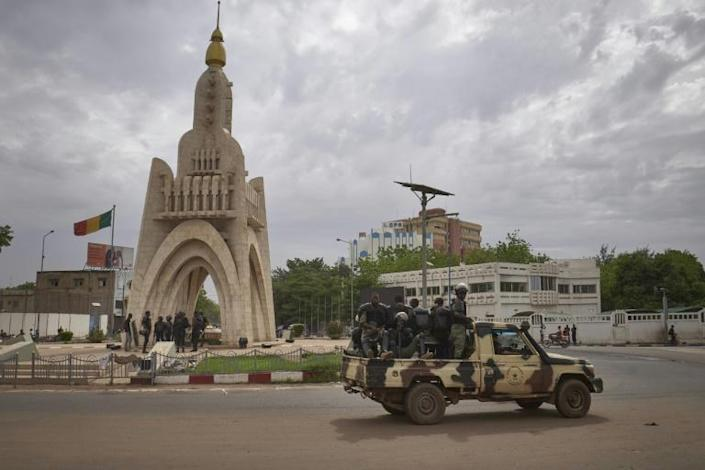 Army troops took control in capital Bamako at the end of May, the second time in a year