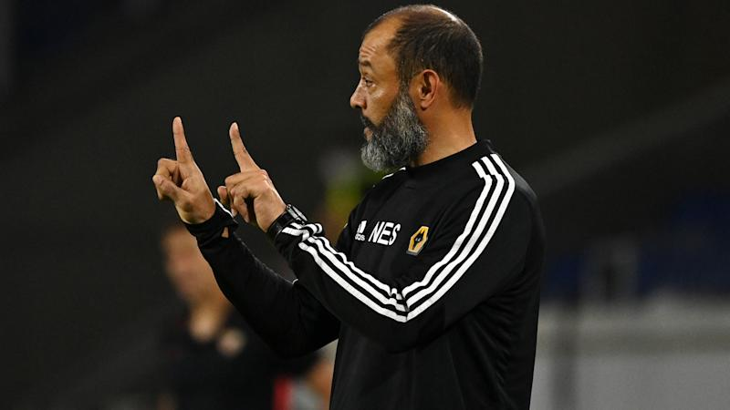 Nuno hoping to strengthen Wolves squad after Europa League exit