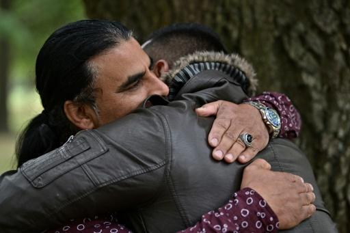 Afghan refugee Abdul Aziz is being hailed as a hero after he distracted and chased the Christchurch gunman