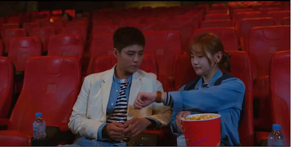 Hye Jun and Jeong Ha deepen their relationship this week in Record Of Youth.