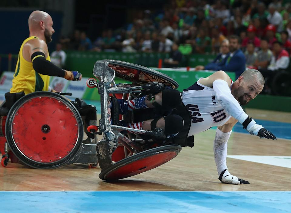 <p>The 2020 Tokyo Paralympics will see 4,400 athletes from 162 national Paralympic committees competing in 539 medal events across 22 sports. That works out to a lot of action, but where should your focus be? There are no wrong choices, but we've picked out five sports that, in our opinion, are the most intense, the most fun and are the sports that will push athletes to their absolute limit.</p><p>Keep your eyes on these and you'll be in for a hell of a fortnight.</p>