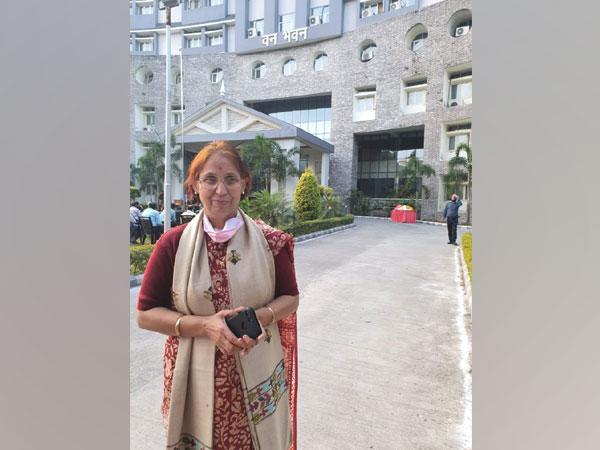 The IFS association congratulated Ranjana Kala on her appointment at the PCCF in Uttarakhand on Thursday. (Photo/Twitter)