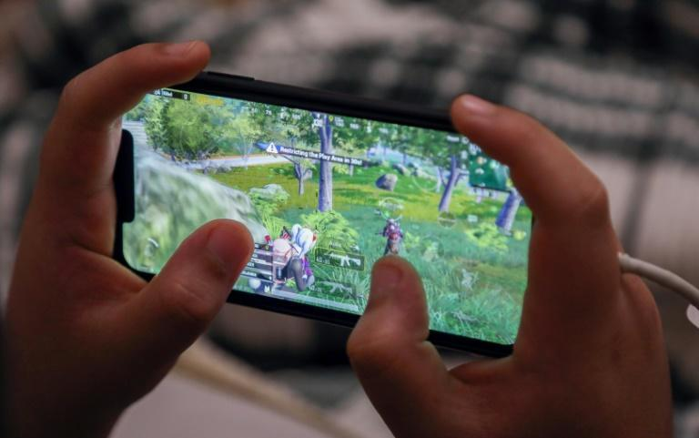 """The mobile version of the video game has become so popular in Iraq that the country's youth have been dubbed the """"PUBG generation"""""""