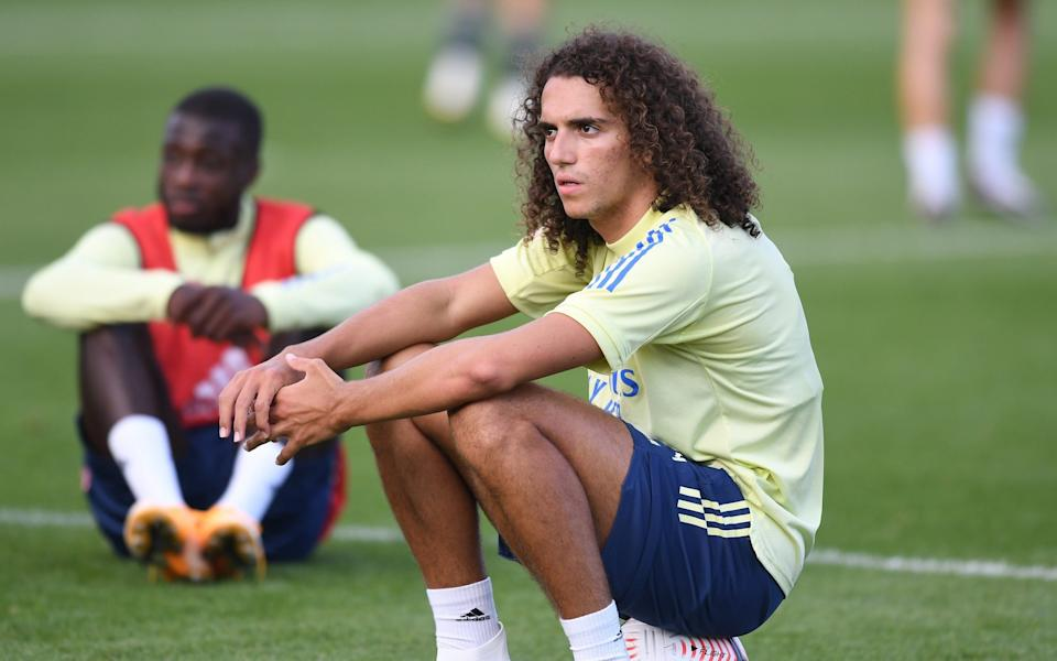 Matteo Guendouzi to Hertha Berlin on loan  - GETTY