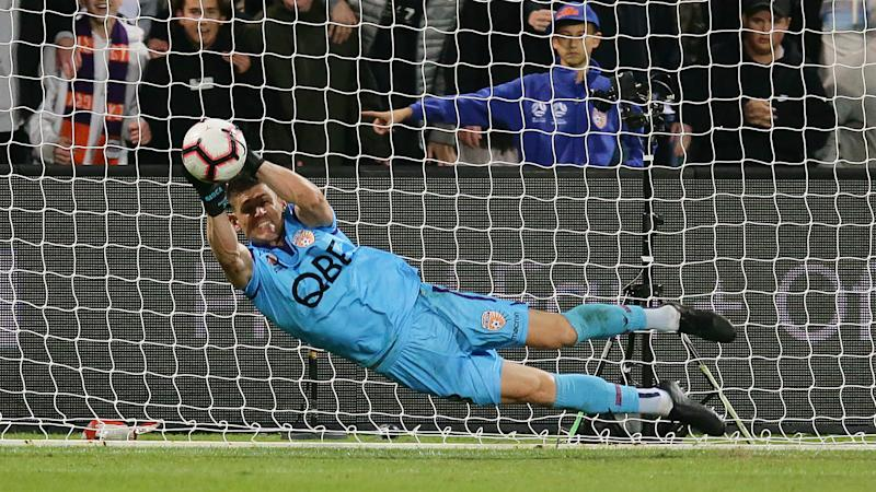 Perth Glory 3 Adelaide United 3 (aet, 5-4 on penalties): Reddy heroics send Popovic's Premiers into Grand Final