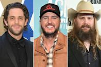 <p>While the long overdue increase in representation is an exciting step in the right direction, there's still more work to be done. For the third time in four years, no women are nominated for entertainer of the year, and no Black artist has ever been nominated in the category. The nominees this year are Luke Bryan, Eric Church, Chris Stapleton, Luke Combs and Thomas Rhett, who tied with Carrie Underwood in the category last year. </p> <p>Gena Johnson broke the all-male nominee streak for audio engineer of the year, becoming the first woman to be nominated in the category for her work with Chris Stapleton and other artists. </p>