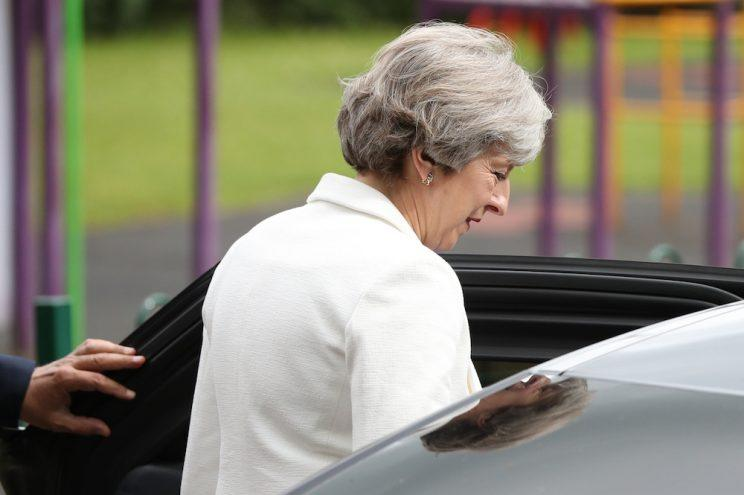 Theresa May was under fire again today after it emerged Donald Trump apparently told her weeks ago that he will not visit the UK without the support of the British public