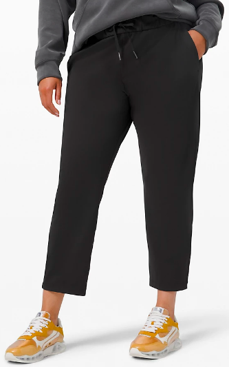 "On the Fly 7/8 Pant 27"" (Photo via Lululemon)"