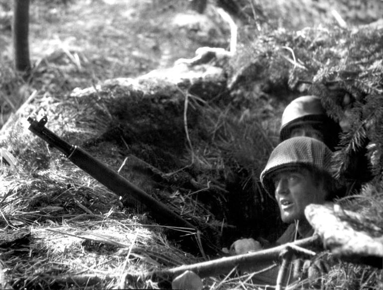 US soldiers on the Western Front