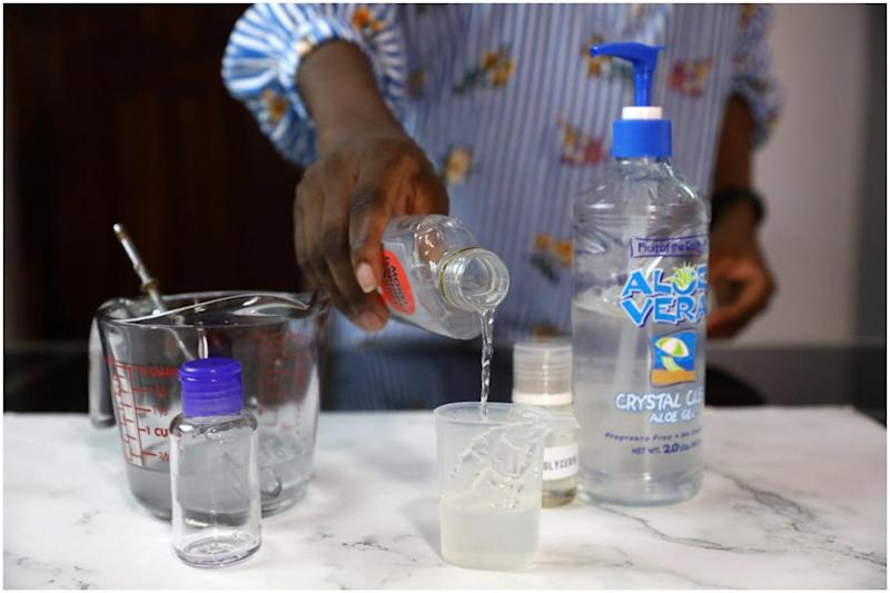 Spurious Sanitiser Laced with Methanol Caused Death of 16 People: Andhra Police, 10 Held