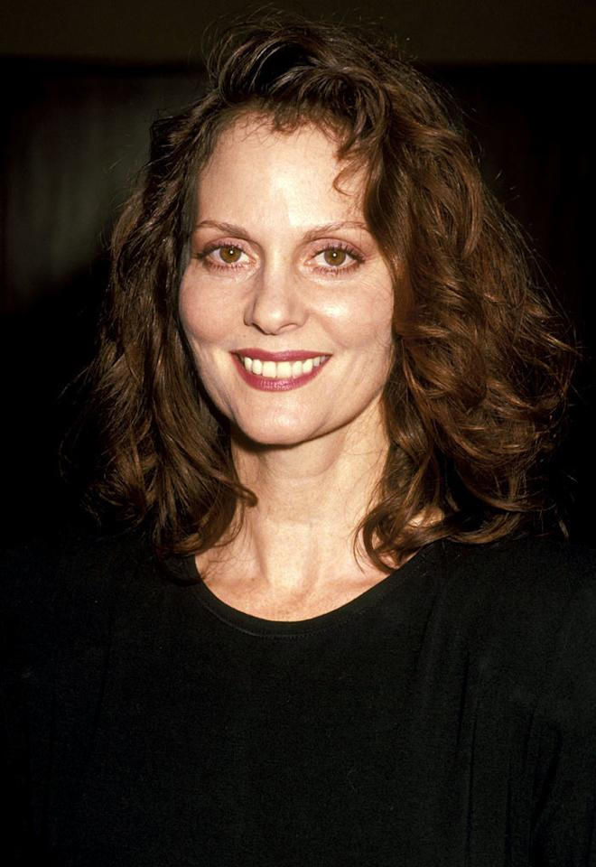 """Scott was back on his older woman kick in 1989 when he dated Lesley Ann Warren. The Oscar-nominated actress had 14 years on him. Ron Galella/<a href=""""http://www.wireimage.com"""" target=""""new"""">WireImage.com</a> - November 19, 1989"""
