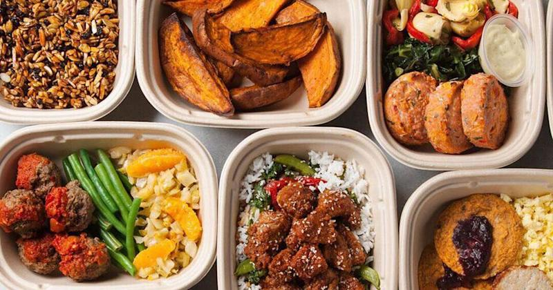 Meal Plan for Muscle Gain