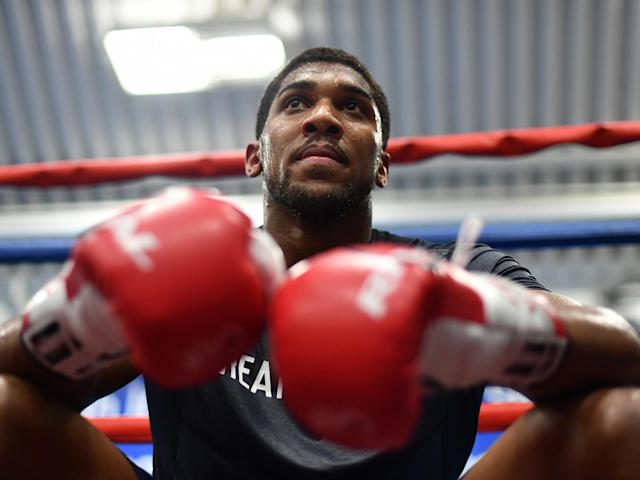 Joshua vs Klitschko: Anthony Joshua admits that a showdown with Tyson Fury would be his 'biggest fight'